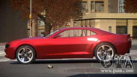 Chevrolet Camaro Modern for GTA 4