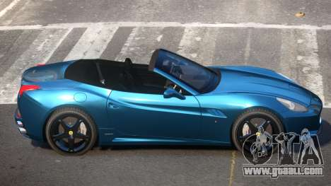 Ferrari California SR for GTA 4