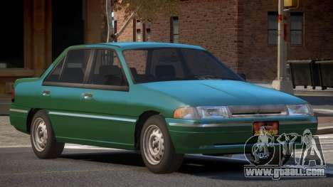 1994 Mercury Tracer V1.1 for GTA 4