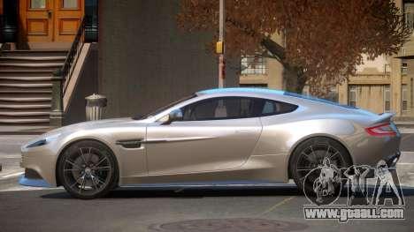 Aston Martin Vanquish LT for GTA 4
