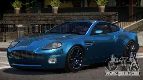 Aston Martin Vanquish SE for GTA 4
