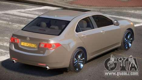 Acura TSX V1.1 for GTA 4