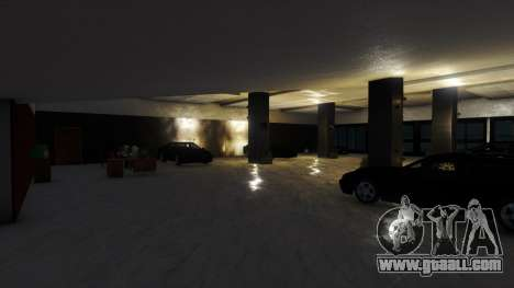 Wheel Arch Angels Showroom RHA for GTA San Andreas