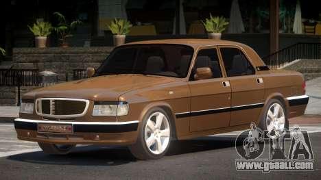 GAZ 3110 L-Tuned for GTA 4