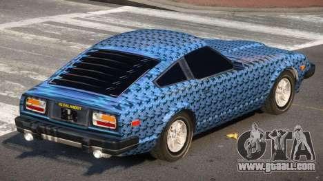 Datsun 280ZX GT PJ3 for GTA 4
