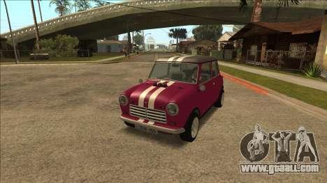 GTA V Weeny Issi Classic for GTA San Andreas
