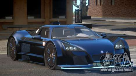 Gumpert Apollo M-Sport for GTA 4