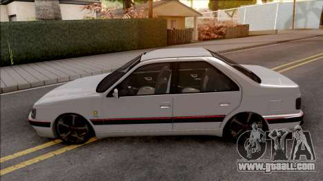 Peugeot Pars LX Sport Gorkok for GTA San Andreas