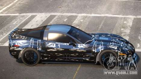 Chevrolet Corvette R-Tuned PJ2 for GTA 4