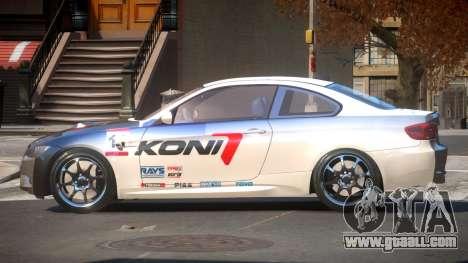 BMW M3 E92 R-Tuned PJ6 for GTA 4