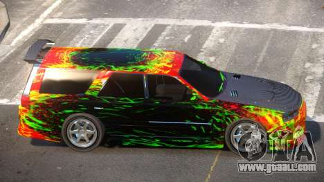 Nissan Stagea RS PJ6 for GTA 4