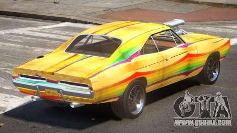 1964 Dodge Charger RT PJ4 for GTA 4