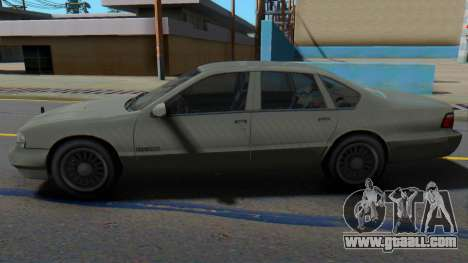 Chevrolet Impala Classic Edition 1996 for GTA San Andreas