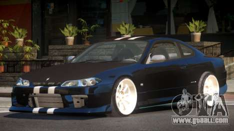 Nissan Silvia S15 G-Style for GTA 4