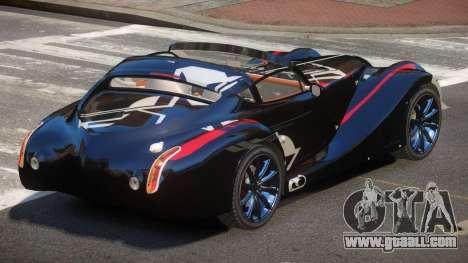 Morgan Aero S-Tuned PJ2 for GTA 4