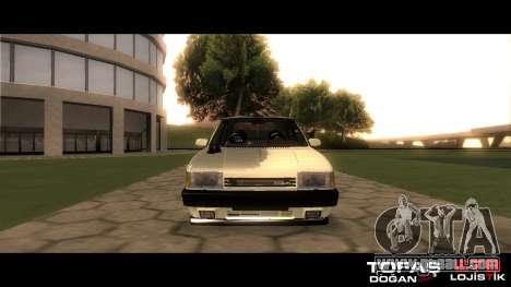 Tofaş Doğan SLX - (ETB Lojistik) for GTA San Andreas
