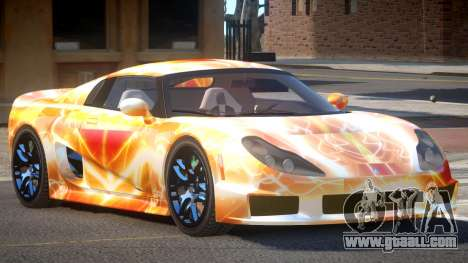 Rossion Q1 M-Sport PJ5 for GTA 4