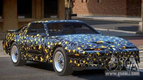 1991 Pontiac Firebird PJ4 for GTA 4