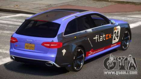 Audi RS4 S-Tuned PJ5 for GTA 4