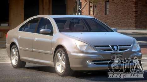 Peugeot 607 V1.0 for GTA 4
