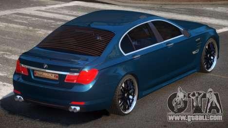 BMW 750Li H-Style for GTA 4