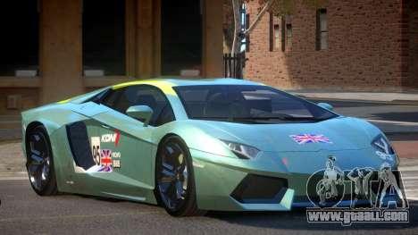 Lamborghini Aventador LP700-4 GS PJ4 for GTA 4
