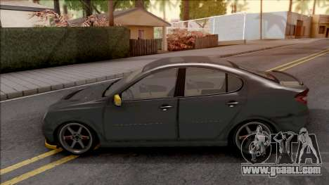 Proton Persona Black Yellow for GTA San Andreas