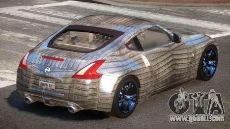 Nissan 370Z G-Style PJ2 for GTA 4