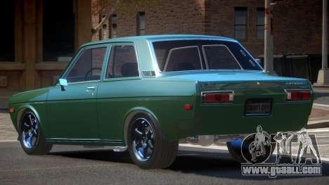 1972 Datsun Bluebird 510 for GTA 4