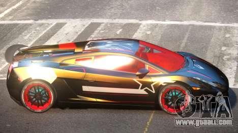 Lamborghini Gallardo FSI PJ1 for GTA 4