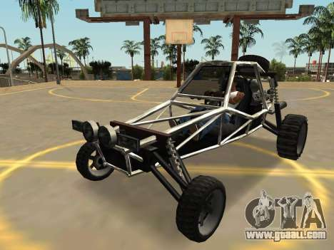 BF Bandito (IVF-Badges-Extras-PJ) for GTA San Andreas