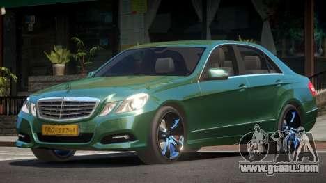 Mercedes Benz E63 G-Tuned for GTA 4