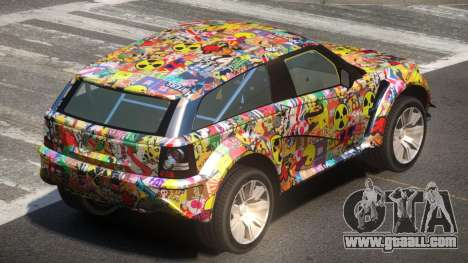 Land Rover Bowler RT PJ1 for GTA 4