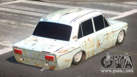 VAZ 2103 ML Rusty for GTA 4