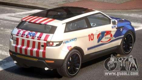 Range Rover Evoque MS PJ1 for GTA 4