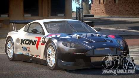 Aston Martin DBR9 G-Sport PJ6 for GTA 4