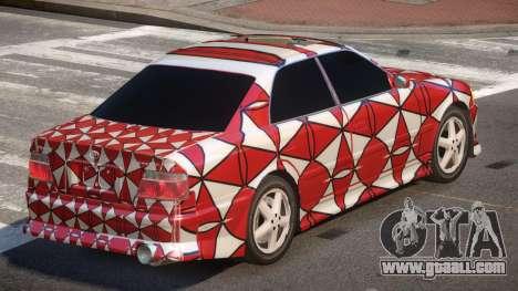 Toyota Chaser LR PJ2 for GTA 4