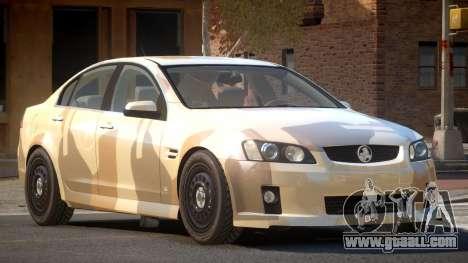 Holden Commodore TR PJ2 for GTA 4