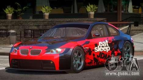 BMW M3 GT2 MS PJ1 for GTA 4