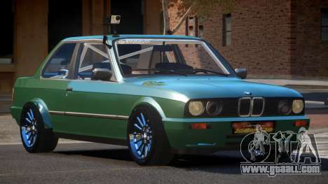 BMW M3 E30 RT for GTA 4