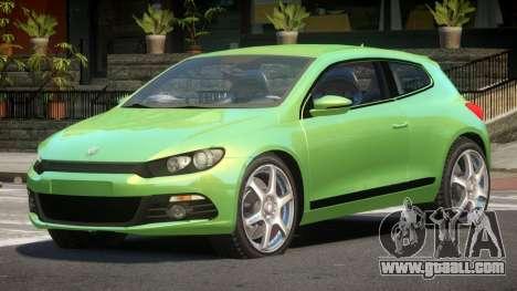 Volkswagen Scirocco ML for GTA 4