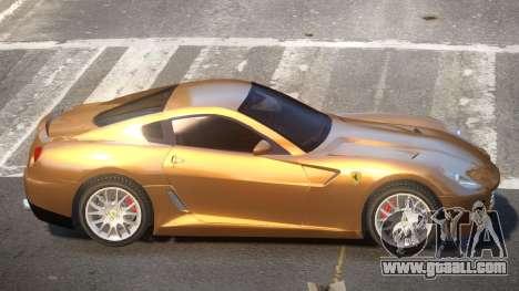 Ferrari 599 V2.2 for GTA 4