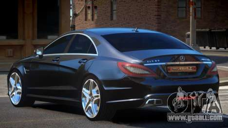 Mercedes Benz CLS 63 L-Tuned for GTA 4