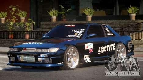 Nissan Silvia S13 TR PJ4 for GTA 4