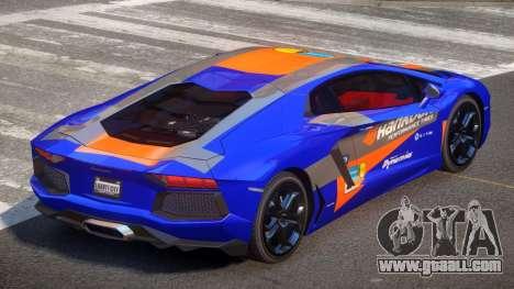 Lamborghini Aventador G-Tuned PJ3 for GTA 4