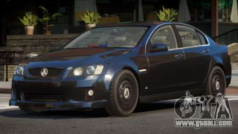 Holden Commodore Spec for GTA 4