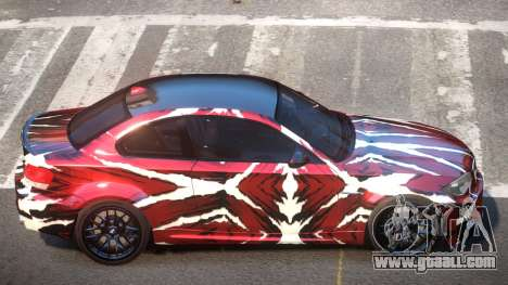 BMW 1M E82 MS PJ1 for GTA 4