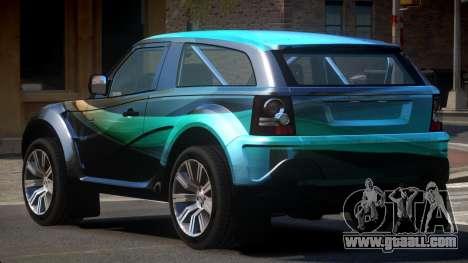 Land Rover Bowler RT PJ5 for GTA 4