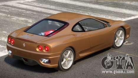 Ferrari 360 MR for GTA 4