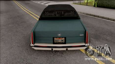 Cadillac Fleetwood Brougham 1993 v2 for GTA San Andreas